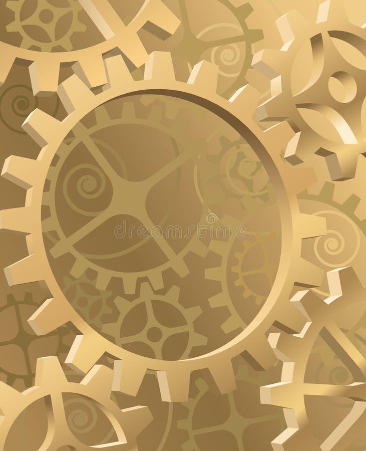 Engranaje stock de ilustración