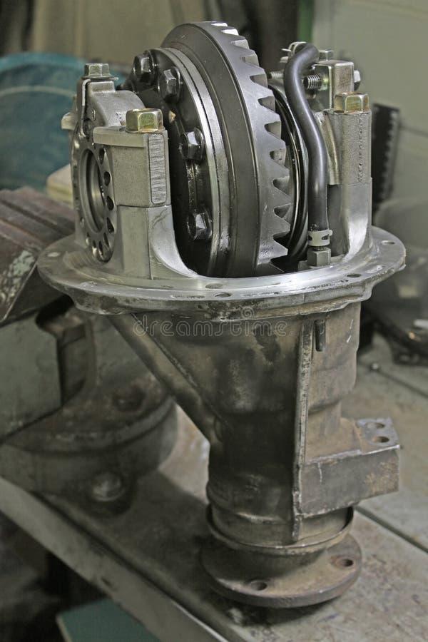 Download Engranaje De Reducción Delantero Imagen de archivo - Imagen de producción, drive: 64210477