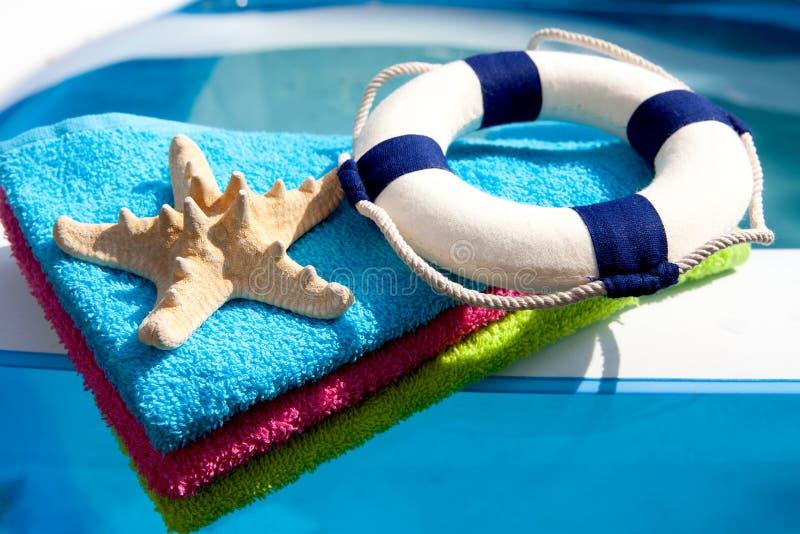 Engranaje del verano fotografía de archivo libre de regalías