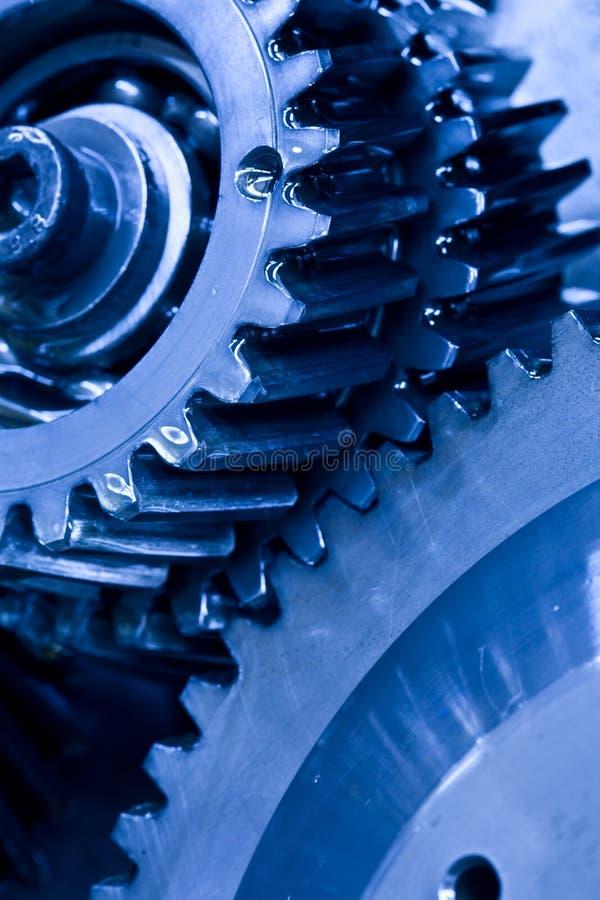 Engranajes del mecanismo fotografía de archivo