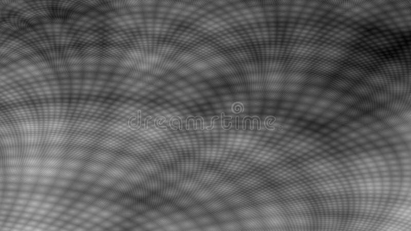 Engranzamento do Cobweb, widescreen ilustração do vetor