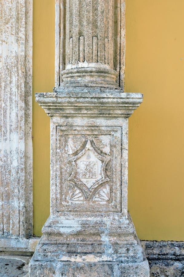 Download Engraved pillar stock image. Image of ruins, retro, column - 18022223