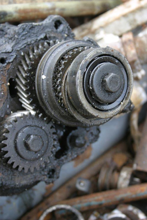Download Engrenagens da máquina imagem de stock. Imagem de gás, parte - 113497