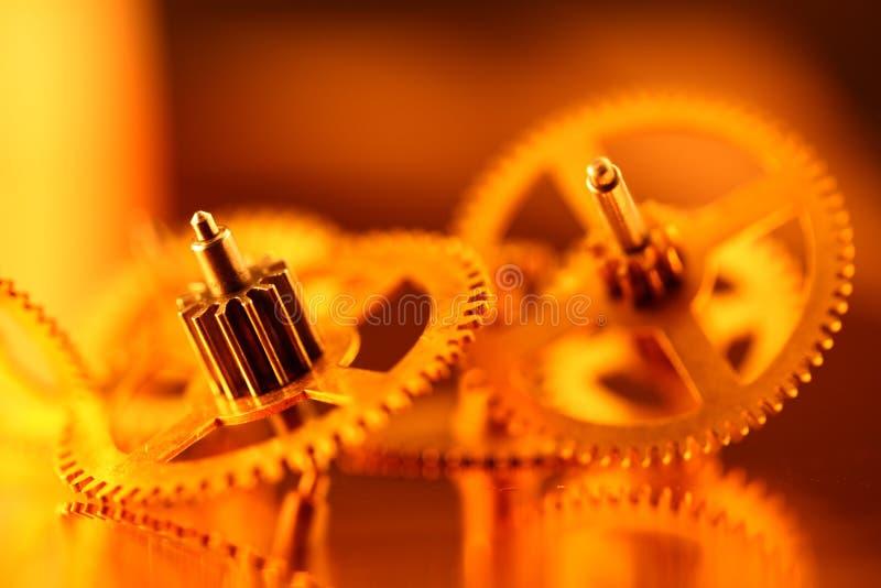 Engrenagens do ouro