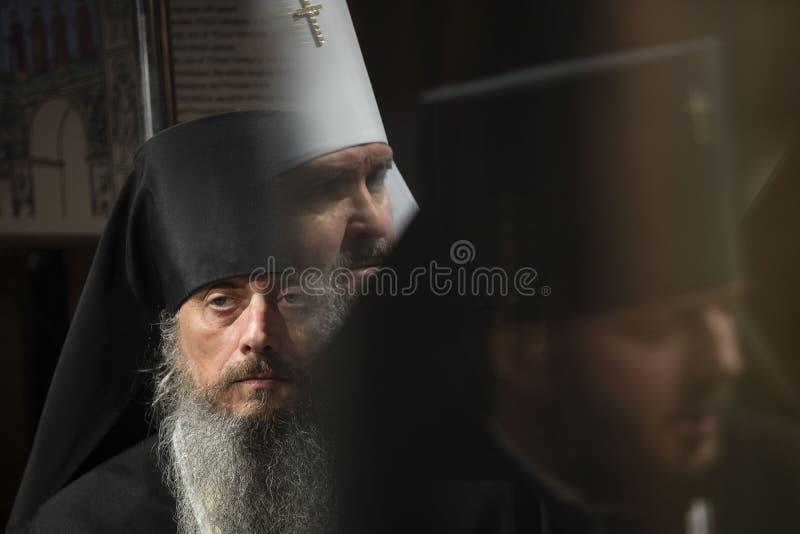 Enhetråd av de ukrainska ortodoxa kyrkorna royaltyfri bild