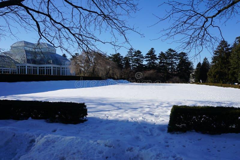 Enid a Консерватория 5 Haupt стоковые фото