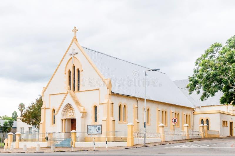 Enig kongregationalistisk kyrka i Uitenhage arkivbild
