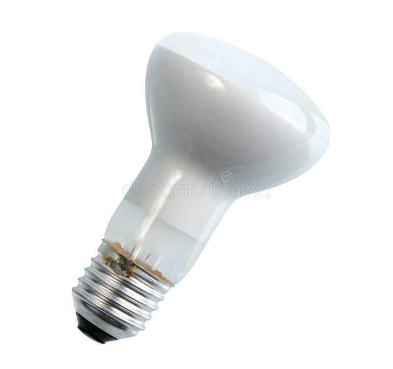 Download Enige Compacte Verlichtingslamp. Stock Foto - Afbeelding bestaande uit sluit, element: 10781870