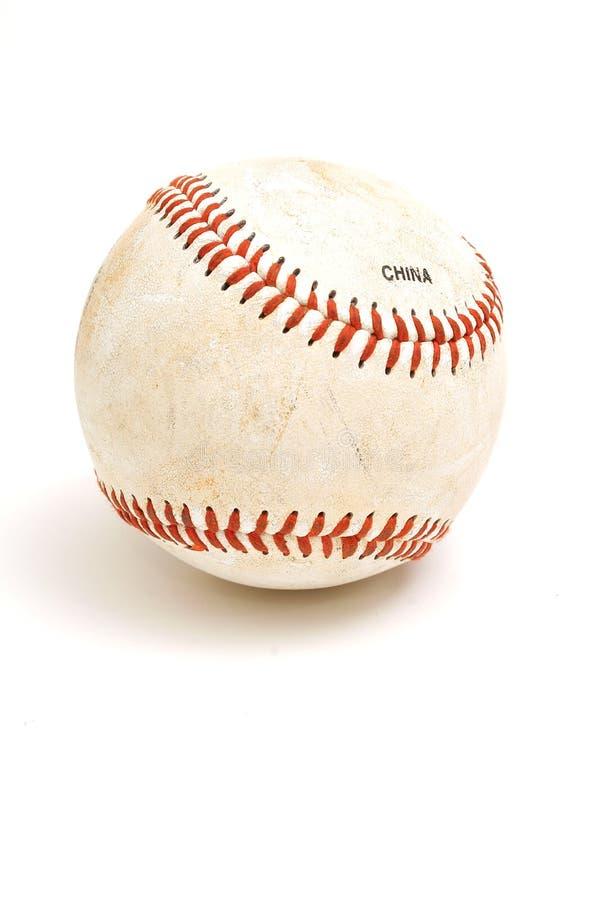 Enige honkbalverticaal stock fotografie