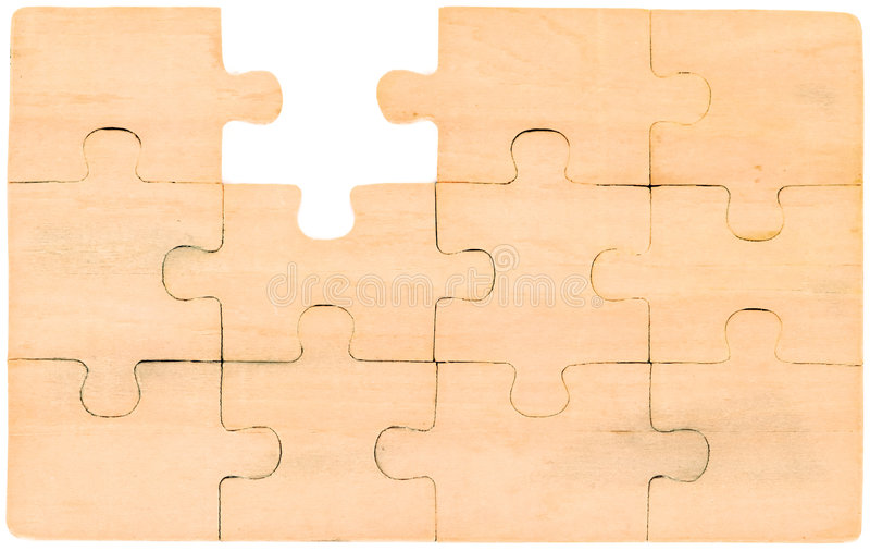 Enigma fotografia de stock