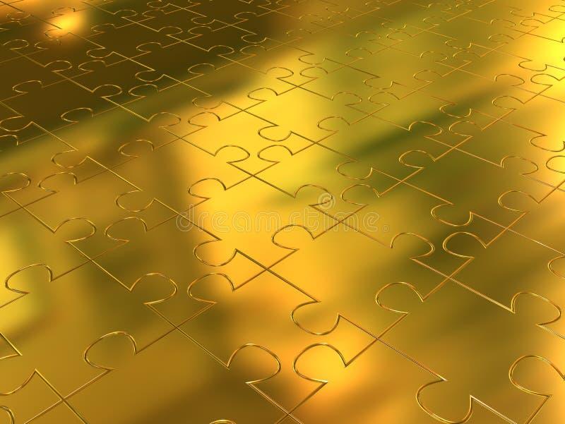 Enigma ilustração do vetor