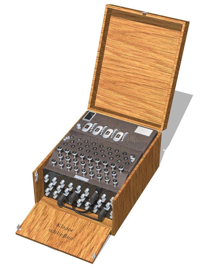 Free Enigma Machine Royalty Free Stock Photos - 1778838
