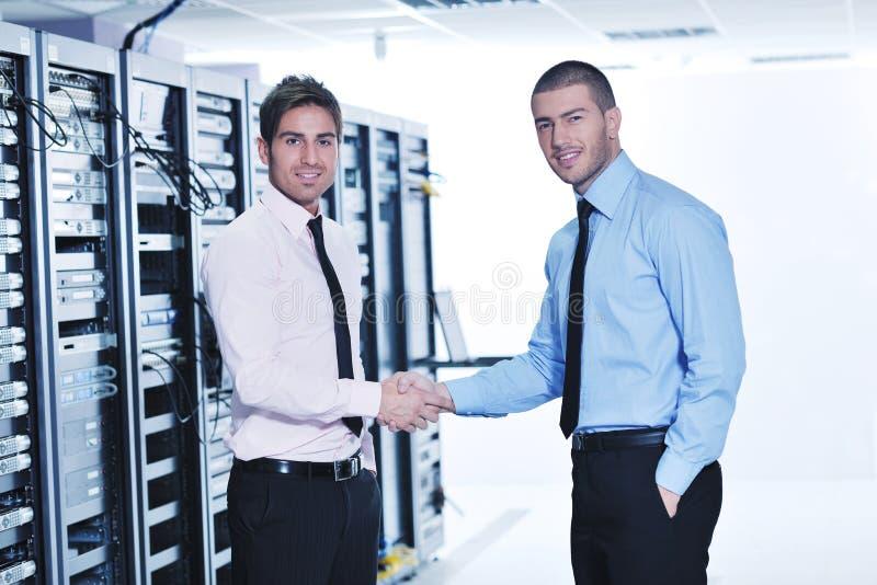 enineers网络空间服务器 免版税图库摄影