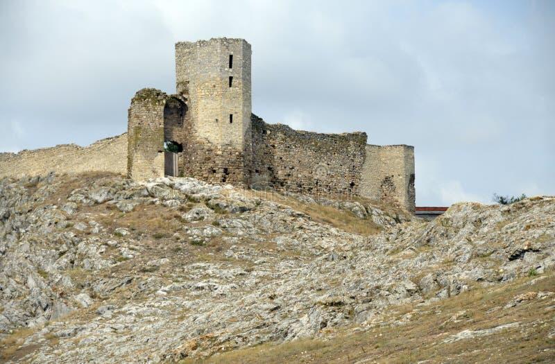 Download Enisala fortress stock image. Image of east, dobrogea - 26188131