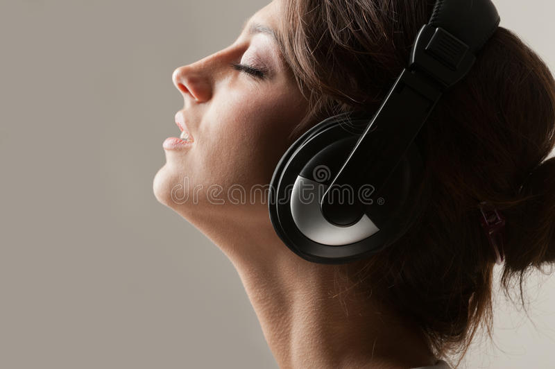 Download Enjoy singing stock photo. Image of expression, background - 27585880