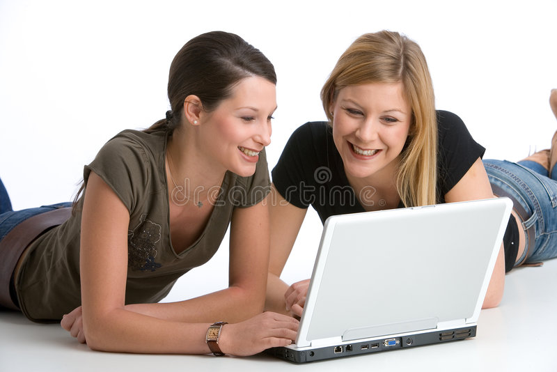 Download Enjoy The World Wide Web Stock Photography - Image: 2011072