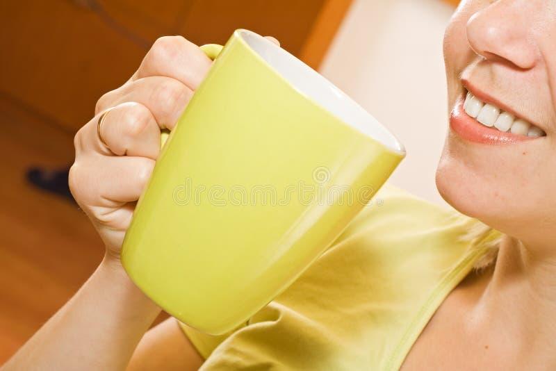 Download Enjoying a beverage stock photo. Image of taste, tasty - 6690168