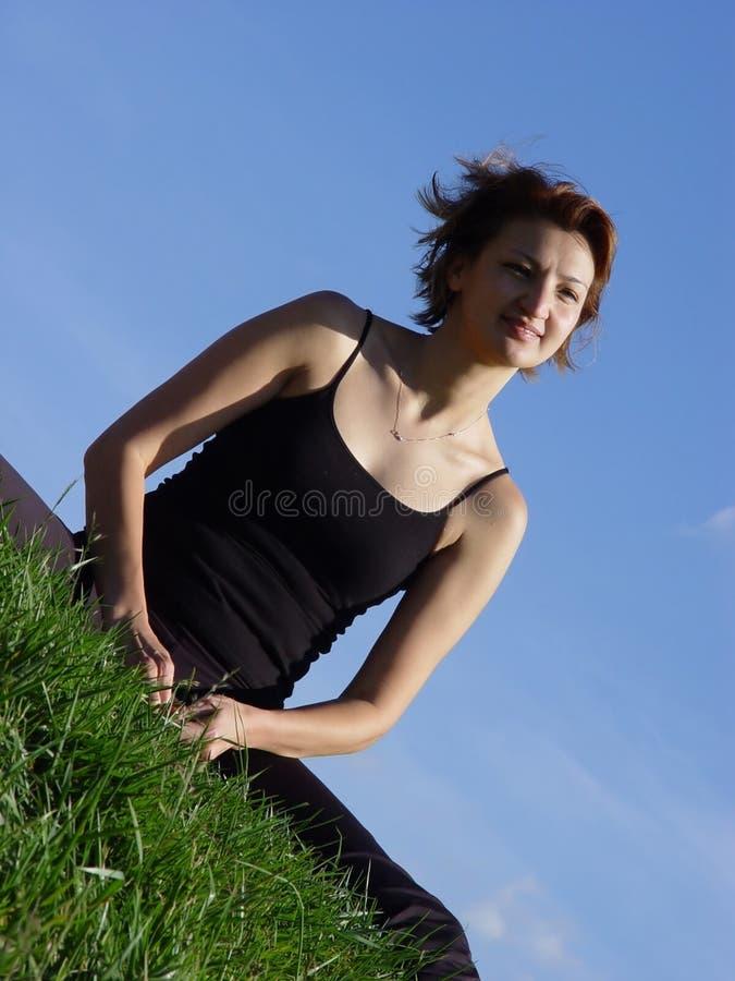 Download Enjoying life outdoor stock photo. Image of ordinary, activity - 60308