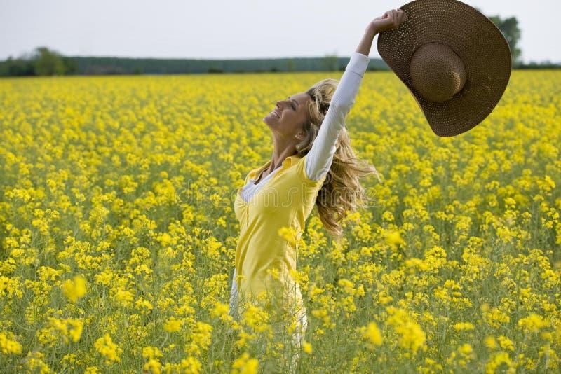 Download Enjoying Nature stock photo. Image of 20, meadow, focus - 26558120