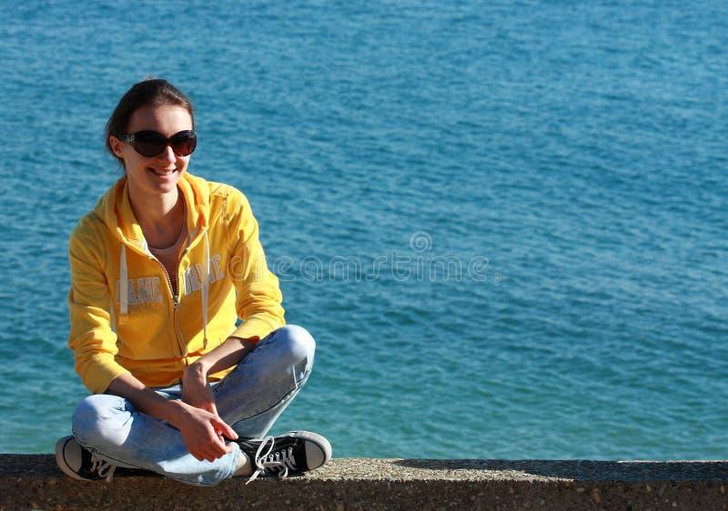 Download Enjoying summer vacation stock photo. Image of sunny - 17181188