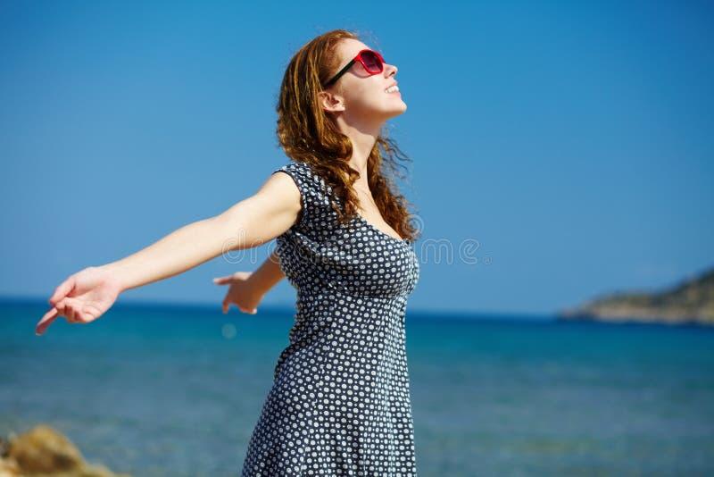 Download Enjoying Warmth Royalty Free Stock Images - Image: 26269019