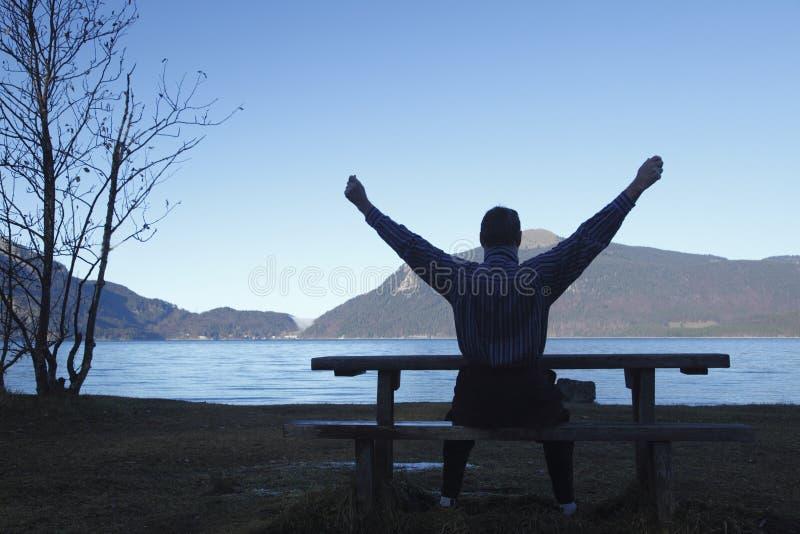 Download Enjoyment stock image. Image of nature, laptop, business - 27832691