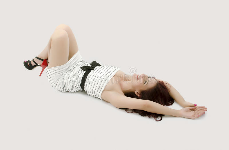 Download Enjoyment stock photo. Image of female, freshness, beauty - 33085476
