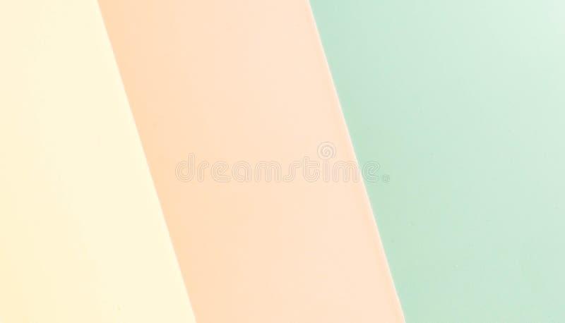 Enkel grafisk bakgrund i pastellfärgade delikata färger vektor illustrationer