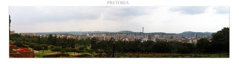 Enkelt Pretoria i Sydafrika royaltyfri foto