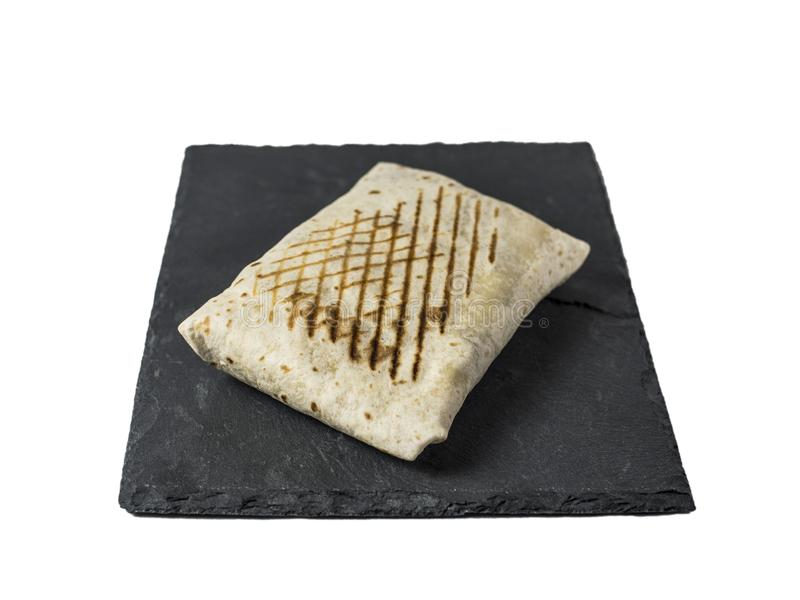 Enkla franska taco kritiserar på arkivfoton
