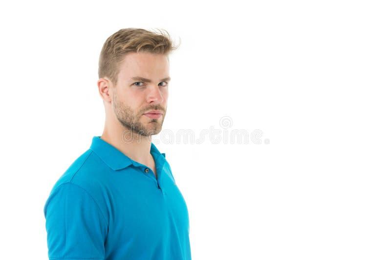 Enkla hackor som gör frisyren bättre Använd den högra produkten som utformar hår Säkert med den rumsrena frisyren Barberarefrisyr royaltyfri foto