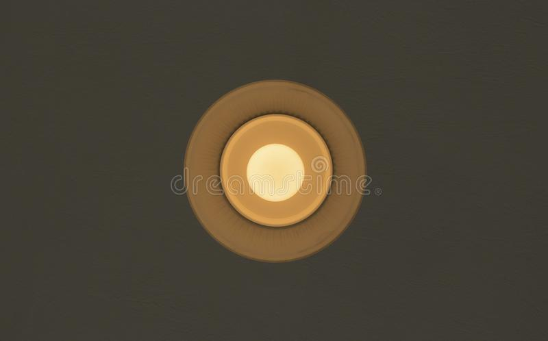 Enlightement object royalty free stock photography