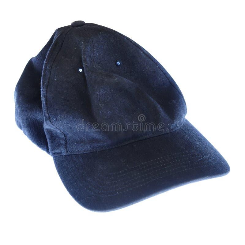 Ennegrezca la gorra de béisbol fotos de archivo
