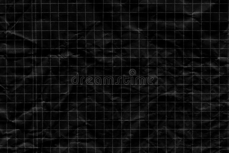 Ennegrezca la textura de papel imagenes de archivo