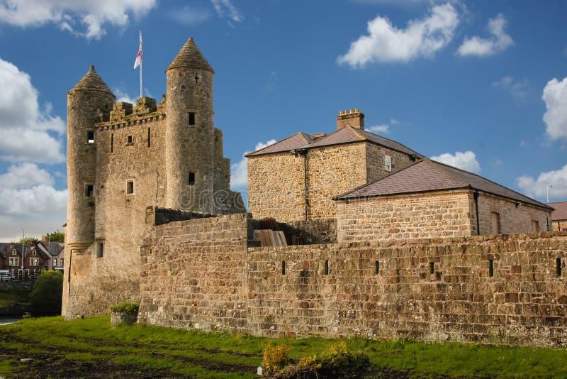 Enniskillen Castle. county Fermanagh. Northern Ireland. Enniskillen Castle by the river Erne. county Fermanagh. Regimental Museum of the Royal Inniskilling royalty free stock photos