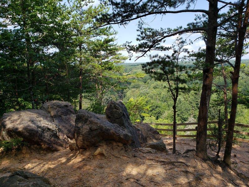 Eno Hiking immagini stock