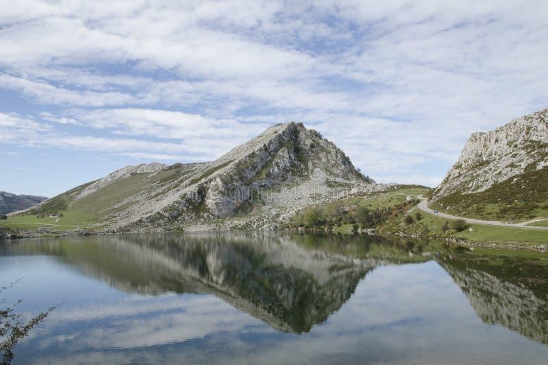 Enol de Lago fotografia de stock royalty free