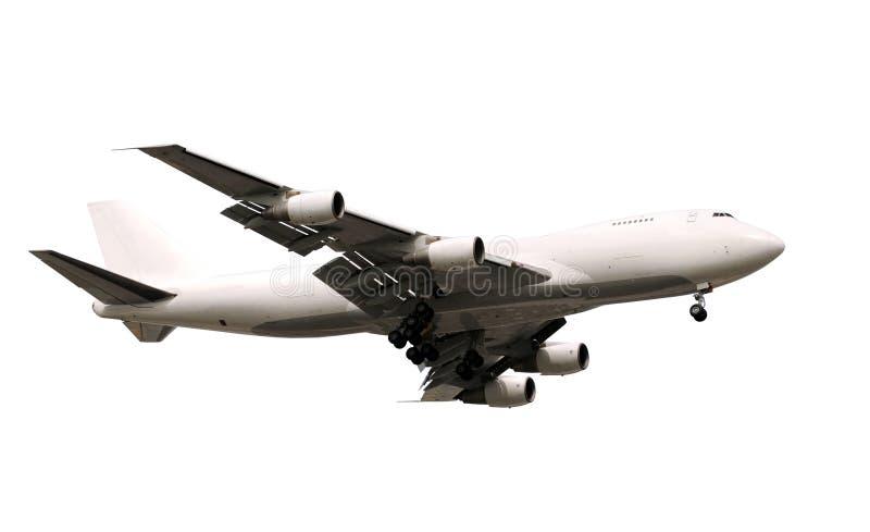 Enorme - avião do jato imagens de stock