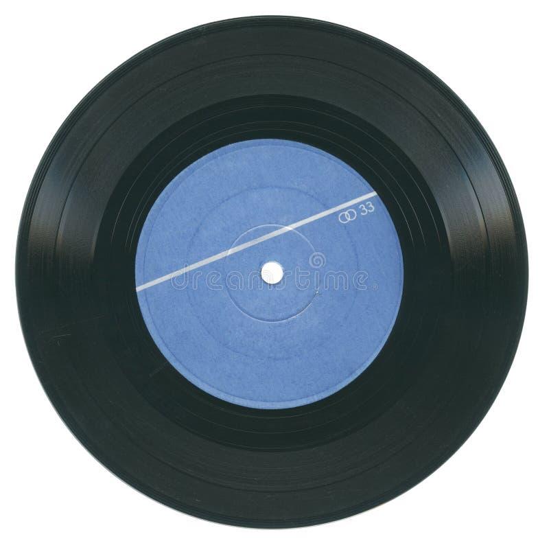 Enregistrement de phonographe photographie stock