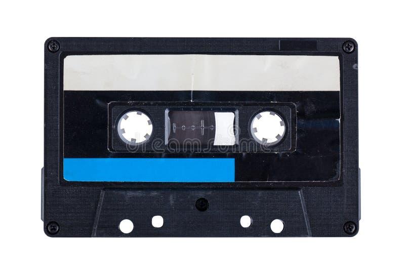 Enregistreur à cassettes de vintage images stock