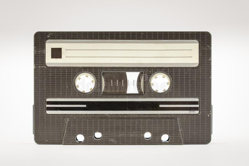 Enregistreur à cassettes de vintage photos libres de droits
