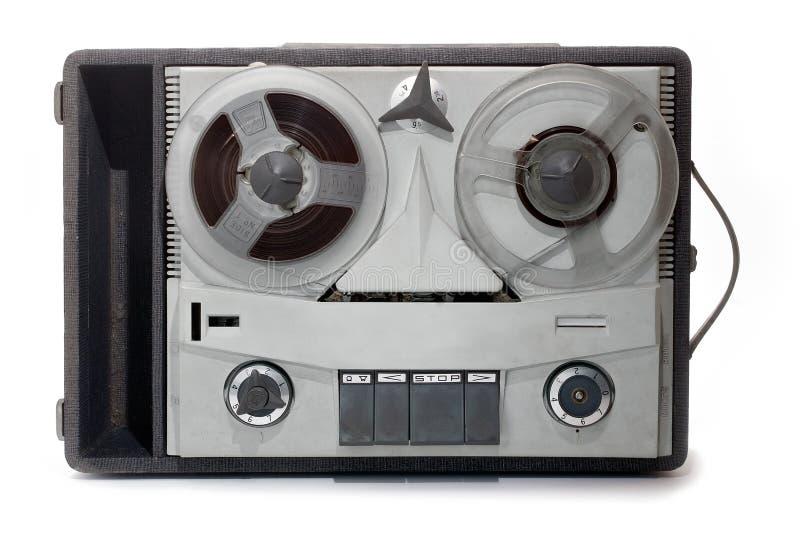 Enregistreur analogique photographie stock