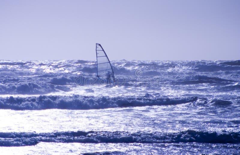 Enrole o surfista 1 fotos de stock royalty free