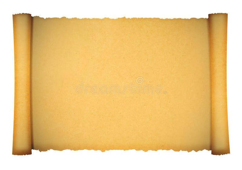 Enrolle el fondo de papel fotografía de archivo