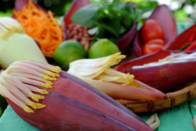 Ensalada de la dieta, comida vegetariana imagenes de archivo