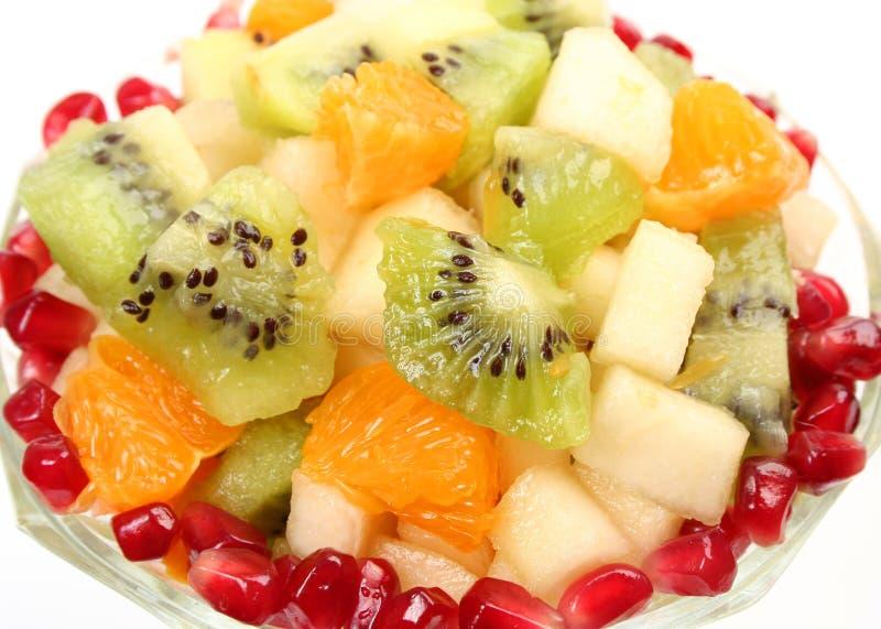 Ensalada de su fruta foto de archivo