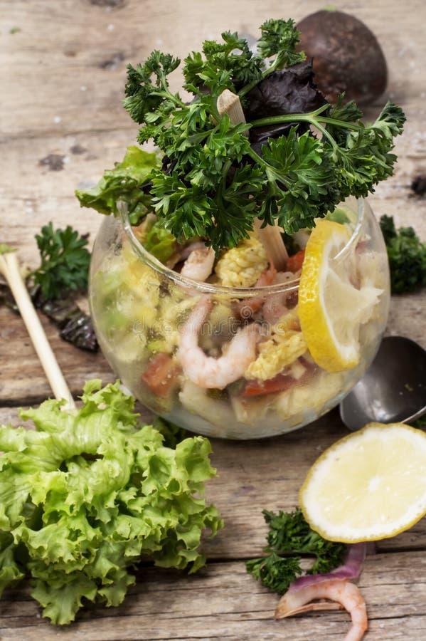 Download Ensalada De Verduras Frescas Imagen de archivo - Imagen de zucchini, vegetariano: 42431397