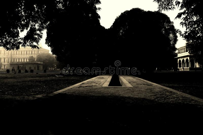 ensamhet royaltyfria bilder