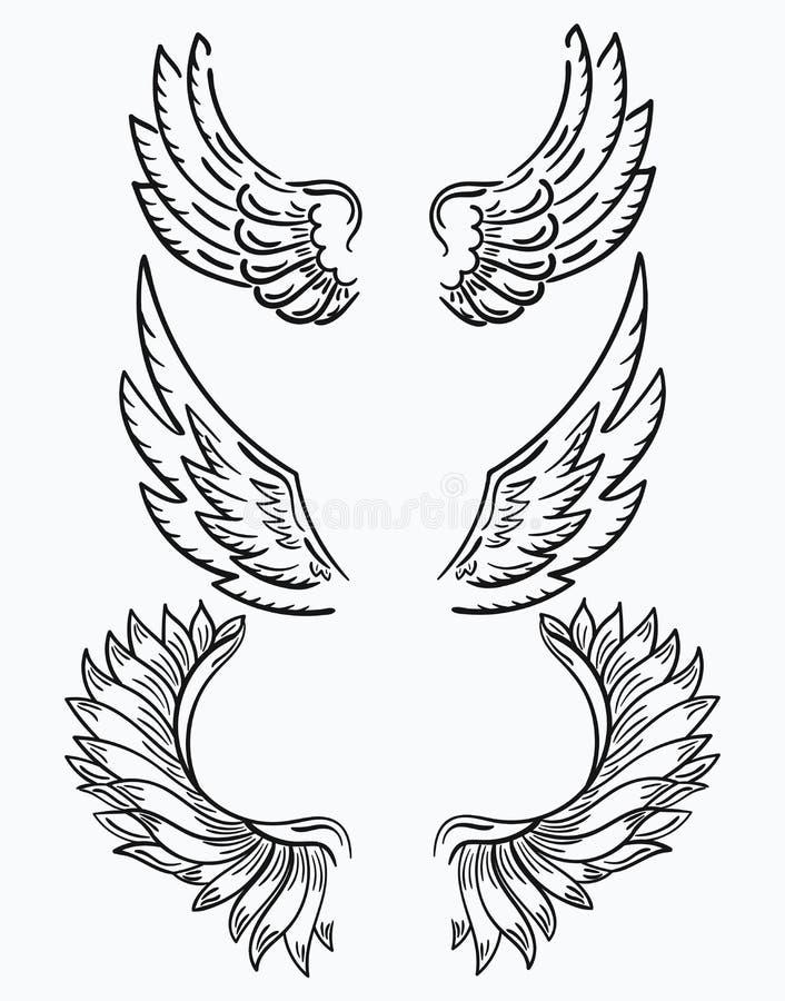 Ailes D Ange Dessin aile d'ange tatouage dessin   kolorisse developpement