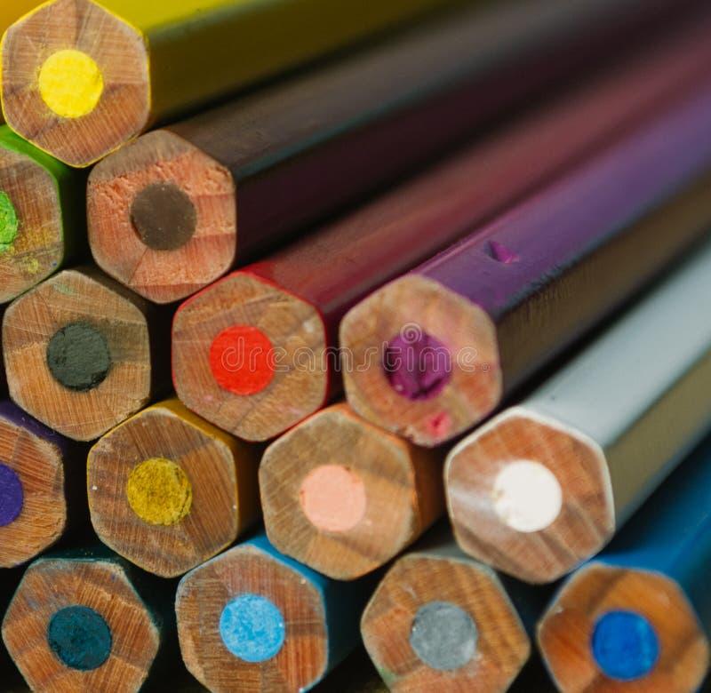 ensemble de couleurs image libre de droits